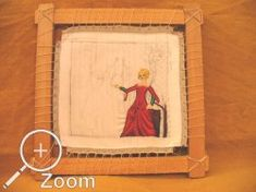 embroidery frame reproduction