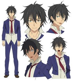 Busou Shoujo Machiavellism Introduces Main Characters and Cast for Additional Characters