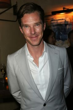 Benedict Cumberbatch - Anonymous Content & HBO's Golden Globes Event