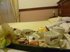 il Room Service e' sempre disponibile all'Hotel Minerva di Pordenone. Provate?