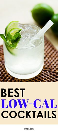 The great cocktail calorie showdown: 23 of the best and worst beverages.
