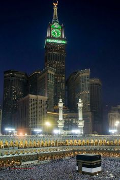 Pin by Almira on makkah royal clock tower