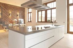 http://www.worktopfactory.co.uk/Materials/GraniteWorktops/tabid/1247/Default.aspx    Kitchen work tops enhance the tourist attraction and value of a residence. When purchasing one, it is important to decide on one that fits the kitchen. Modern and futuristic worktops can be discoveried in large number in the market, on TV buying programs, in magazines etc. One of the most important factors to think about when purchasing the kitchen space worktop is the budget.