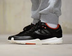 #adidas Tech Super 2.0 Black/Red #sneakers