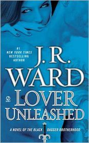 'Lover Unleashed: A Novel of the Black Dagger Brotherhood' by J.R. Ward ---- Payne, twin sister of the Black Dagger Brother Vishous, suffers a devastating injury, and brilliant human surgeon Manuel Manello is ca...