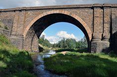 Riddells Creek Train Bridge by JanetGrima, via Flickr Macedon Ranges, Victoria Australia, That's Love, Brooklyn Bridge, Train, Cheese, Explore, Places, Photography