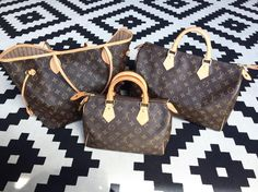 Shop our collection of pre-loved Louis Vuitton bags at great prices.