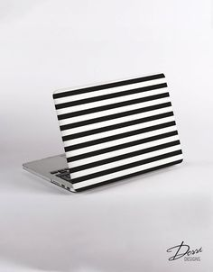 Black And White Stripes MacBook Case for Macbook Air 11 13 inch, MacBook Pro 13 inch 15 inch, MacBook Pro Non Retina, MacBook 12 inch Macbook Pro 13 Inch, Macbook Pro Case, Macbook Air 11, Macbook Pro Retina, Macbook Skin, Laptop Skin, Mac Laptop, Apple Laptop, Retina Display