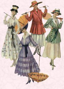 womens fashion 1910 - Google Search
