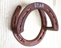Horse bridle holder use for rope or reins by BlacksmithCreations