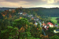 Rabštejn nad Střelou - nejmenší historické město