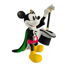 Magician Mickey - 1st in the Mickey's Movie Mousterpieces Series - 2012 Hallmark Ornament Review