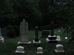 Ivy Hill Cemetery   Cemetery Spelunking