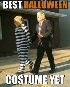 Really wish FBI Would Prosecute H.Clinton and Obama !!! Happy Halloween