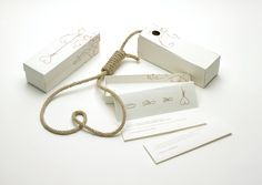 We are going to tie the knot // Wedding Invitation by Chris Trivizas, via Behance