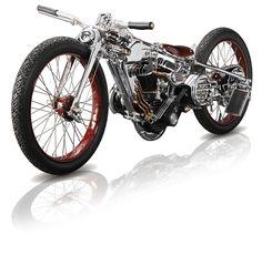 pinterest.com/fra411 #classic #custom #bike - Chicara Nagata