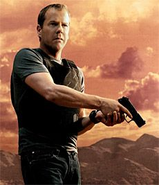 #24  Jack Bauer - looking forward to seeing the movie.