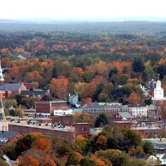 My retirement town with my brother and sister-in-law ... can't wait!!! Dover NH