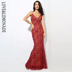 d76ad4459f1 Длинные платья с глубоким v-образным вырезом и открытой спиной