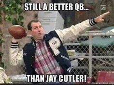 35 Best Memes of Jay Cutler & the Chicago Bears Getting Crushed by the Green Bay Packers   Sportige