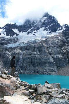 Cero Castillo region de Aysen in Chile
