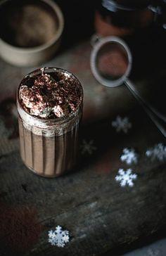 chocolate coffee.