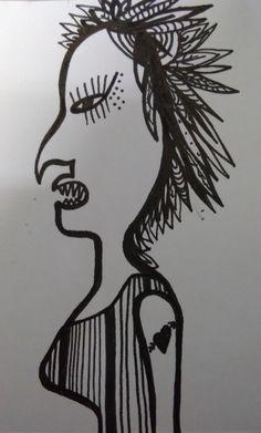 185 um desenho tosco por dia ;p