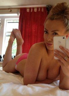 Sexiest selfie ever