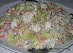 Bleskový detox díky výbornému salátu s červenou řepou, po kterém se hubne za pár dní | NejRecept.cz Guacamole, Potato Salad, Detox, Grains, Rice, Potatoes, Snacks, Breakfast, Ethnic Recipes