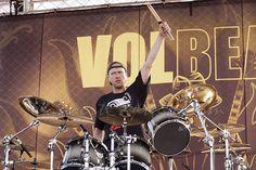 photos volbeat Jon larsen - Google zoeken