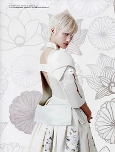 Cool Chic Style Fashion: Hyun-Yi Lee by Gun-Ho Lee for Vogue Korea May 2013