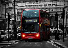 16 Things You Might Not Know About London's Buses - 11. London's bus route with the most stops? The N29 night bus, from Trafalgar Square to Enfield, has 73 official stops. 12. There's a London bus route which runs between two Tescos  Introducing the H28 between Bull's Bridge Tesco in Southall and Tesco Osterley in Isleworth. A must-ride for bus/supermarket fans.