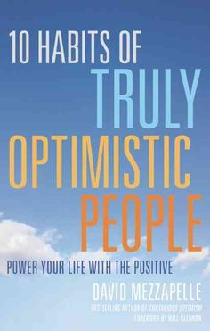 Author and business leader David Mezzapelle, author of 2013's best-selling Contagious Optimism , is on a mission to get people to power their lives with the positive. He has worked with top influencer