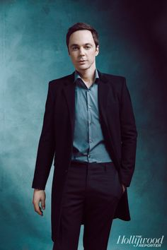 Jim Parsons from The Hollywood Reporter on making The Normal Heart. (Photos)