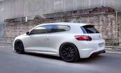 VW Scirocco tuning pictures - VW Tuning Mag find more on the website