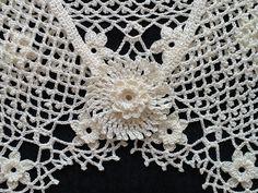 レース編み*つけ襟の画像2枚目