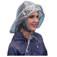Our ladies rain hat protects your hairdo from inclement weather. This protective bonnet for hair has a flexible wide brim. This bonnet for women folds to fit in purses or glove boxs. Blue Raincoat, Hooded Raincoat, Hats For Sale, Hats For Men, Alberta Ferretti, Beyonce, Kim Kardashian, Rain Bonnet, Rain Hat