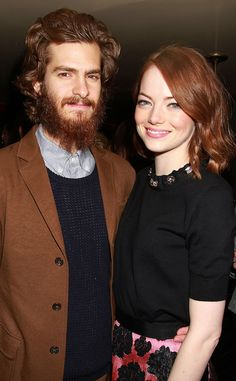 Breaking: Andrew Garfield and Emma Stone have ended their four-year relationship. Nooo!