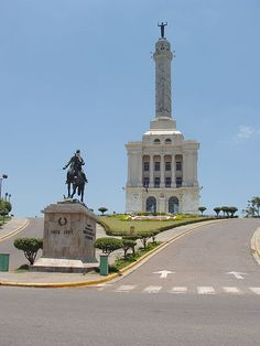 Best place to go to get a great view of Santiago, Dominican Republic ♥