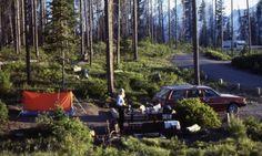 Signal Mountain Campground | Grand Teton Mountains--Road Tripping Up-streme! | RoadTripExplore.com