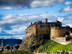 Edinburgh castle | Kim | Flickr