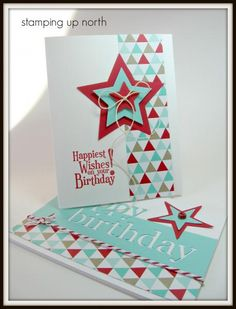 Paper Players challenge by lhs43 - Cards and Paper Crafts at Splitcoaststampers