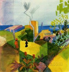 august macke- expressionism