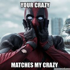 Find images and videos about Marvel, deadpool and ryan reynolds on We Heart It - the app to get lost in what you love. Dead Pool, Silver Linings, Deadpool Wallpaper, Wade Wilson, Dc Memes, Spideypool, Superfamily, Marvel Dc Comics, League Of Legends