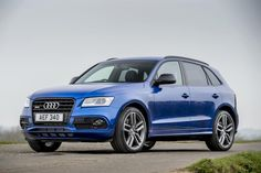 Audi SQ5 TDI plus - First Drive | Eurekar