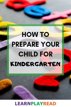Prepare for kindergarten! Get step-by-step instructions for making sure your preschooler is kindergarten ready with the Kindergarten Readiness Handbook. Educational Activities For Preschoolers, Montessori Activities, Fun Activities, Kindergarten Preparation, Kindergarten Readiness, Montessori Elementary, Play To Learn, Learning Games, Toddler Preschool