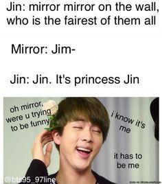 Our beloved Princess Jin <3   allkpop Meme Center