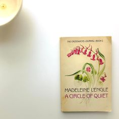 Something pretty is today's #riotgrams prompt and I just love the cover of this Madeleine L'Engle memoir. I am extremely fond of L'Engle and have read four volumes of her memoirs in addition to huge amounts of her fiction both children's fiction and adult. L'Engle's theology is very close to my own and I love love love reading her reflections on life faith art reading love and nature. I maaaaaaaaaay have just broken my book-buying ban in order to acquire editions of The Summer of the Great…
