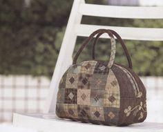 No.51 PDF modèle de comment une nuit sac à main sac à main portefeuille pochette sac courtepointe appliques patchwork cadeau fait main