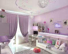 Tween Girls Bedroom Design, Pictures, Remodel, Decor and Ideas - page 10